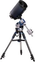 """Оптическая схема телескопа Meade 10 """" SC LX80 AZ/EQ Шмидт-Кассегрена является стандартом для телескопов класса Hi-End."""