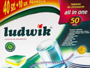 Ludwik All in one 50шт.