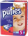 детские подгузники Pufies - памперсы