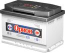 Технические характеристики автомобильного аккумулятора Orion 6СТ-66 А3 R (66 А/ч) в самом популярном каталоге товаров...