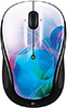 Logitech M325 Wireless Mouse Bubbly (910-004218)