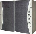 Усилитель: 20 Гц - 20 КГц; колонки: 40 Гц - 18 КГц.  Громкость, высокие и низкие частоты, расширение стереобазы.