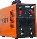 Сварочный аппарат WATT MMA-160 это хорошее качество по хорошей цене.