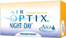 Ciba Vision Air Optix Night & Day Aqua (от -0,5 до -6,0) 8.6мм