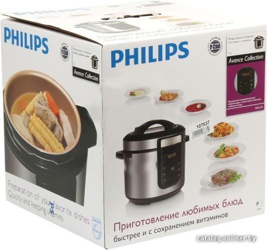 Рецепты для мультиварка-скороварка philips
