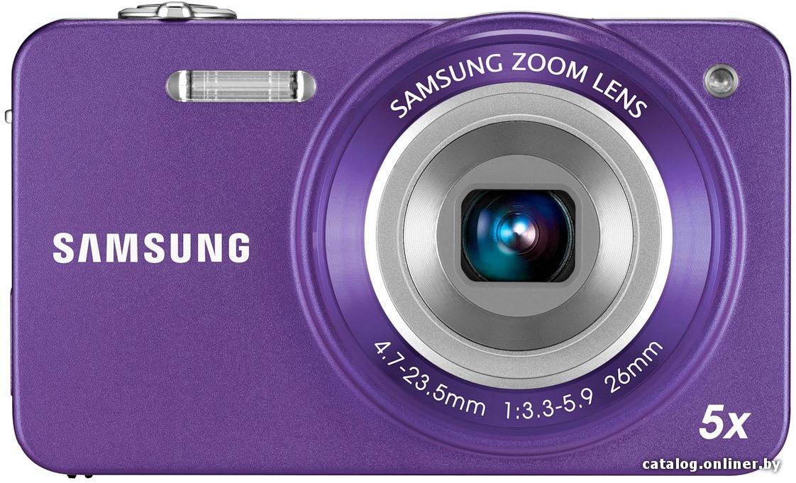 Фотоаппарат samsung wb100 инструкция скачать