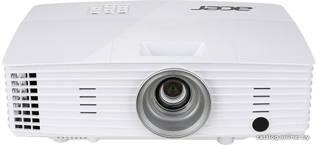 Проектор Acer Projector X1385WH (DLP, 3200 люмен, 20000:1, 1280x800, D-Sub, HDMI, RCA, S-Video, USB, ПДУ, 2D/3D, MHL)