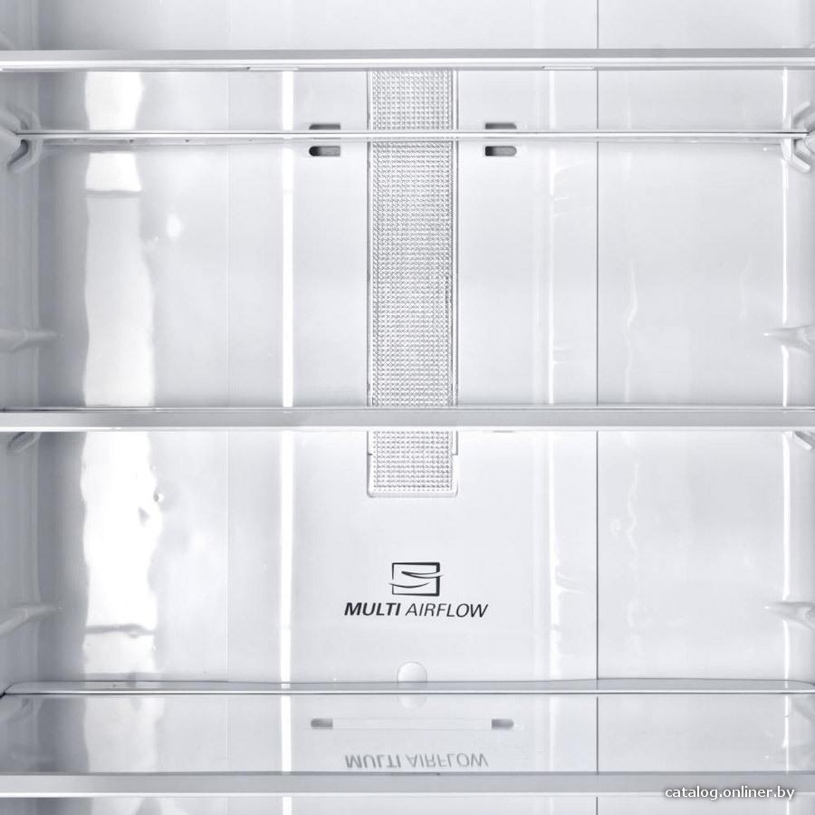 Холодильник lg ga b409svca фото