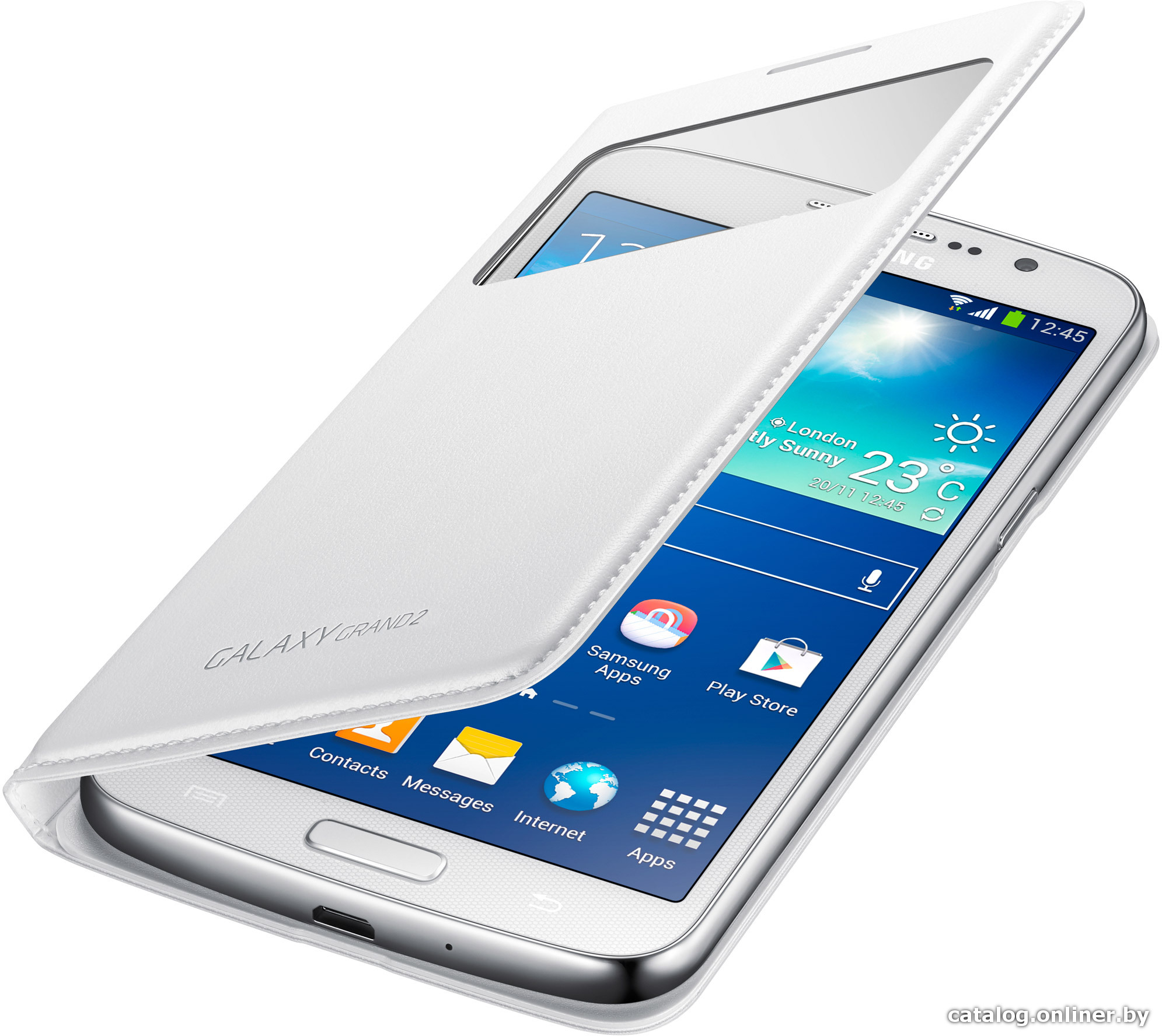 Аксессуар Чехол Samsung Galaxy J5 2016 DF sFlip-10
