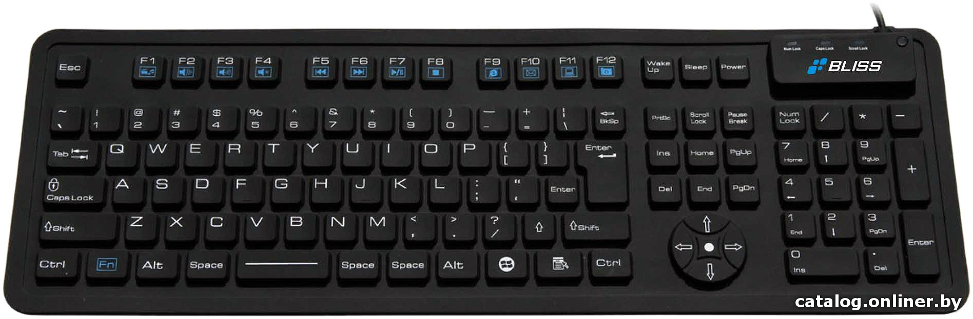 Гибкая клавиатура для компьютера купить 3