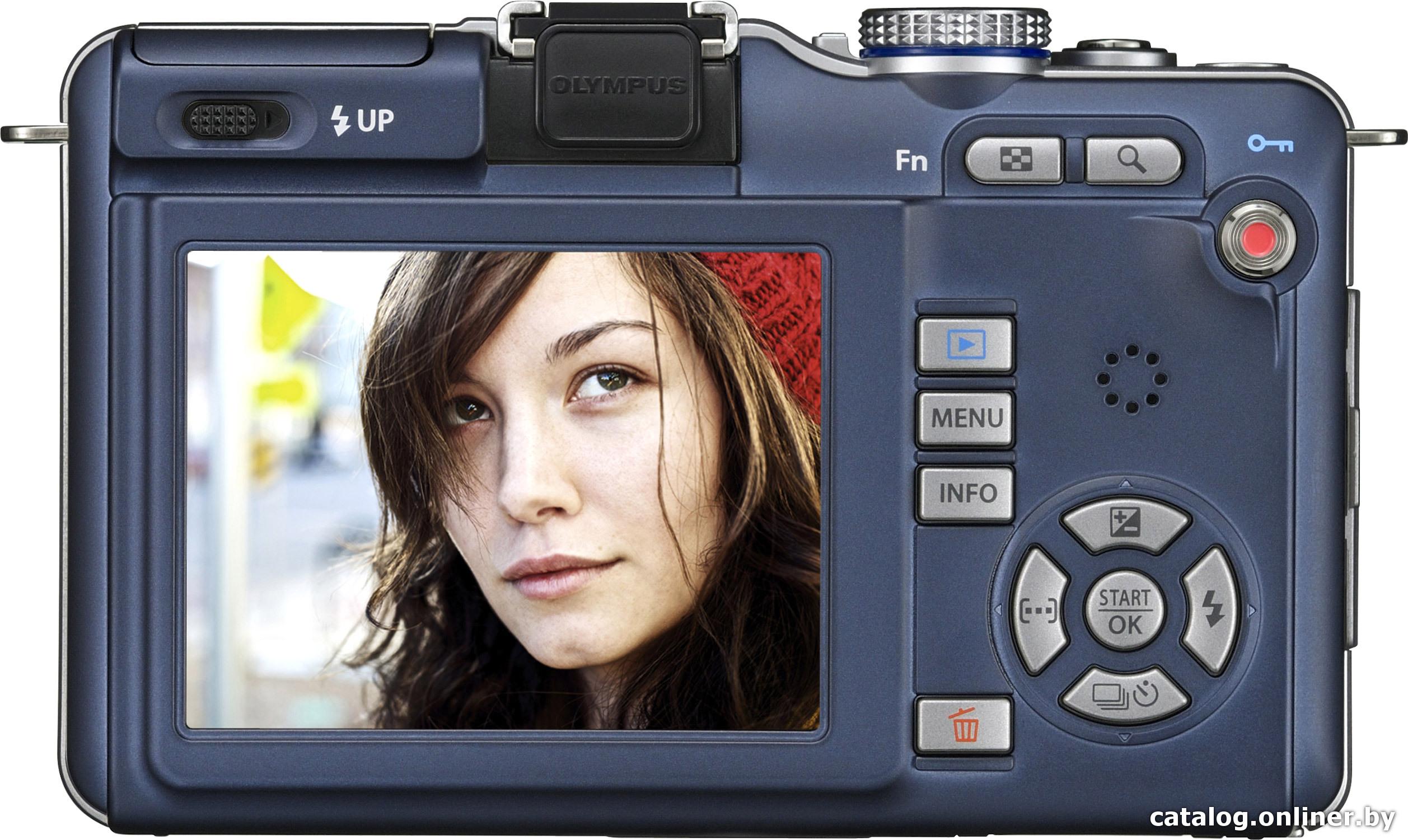 Fotocamera digitale olympus pen e-pl1 4