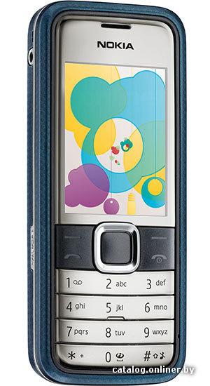 Обзор Nokia 7310 Supernova