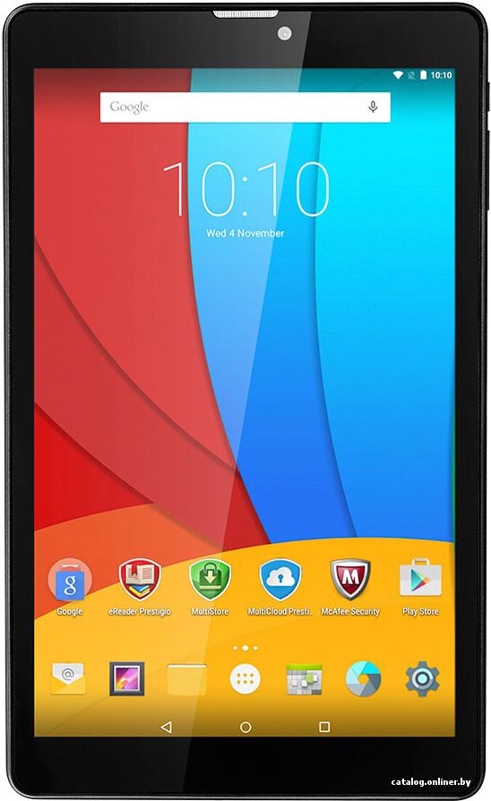 "Планшет Prestigio MultiPad Wize 3108 3G PMT3108_3G_C_CIS Black Atom x3-C3230RK/1/8Gb/WiFi/BT/Andr5.1/8""/0.36 кг"