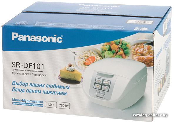 Рецепты на panasonic sr-df101