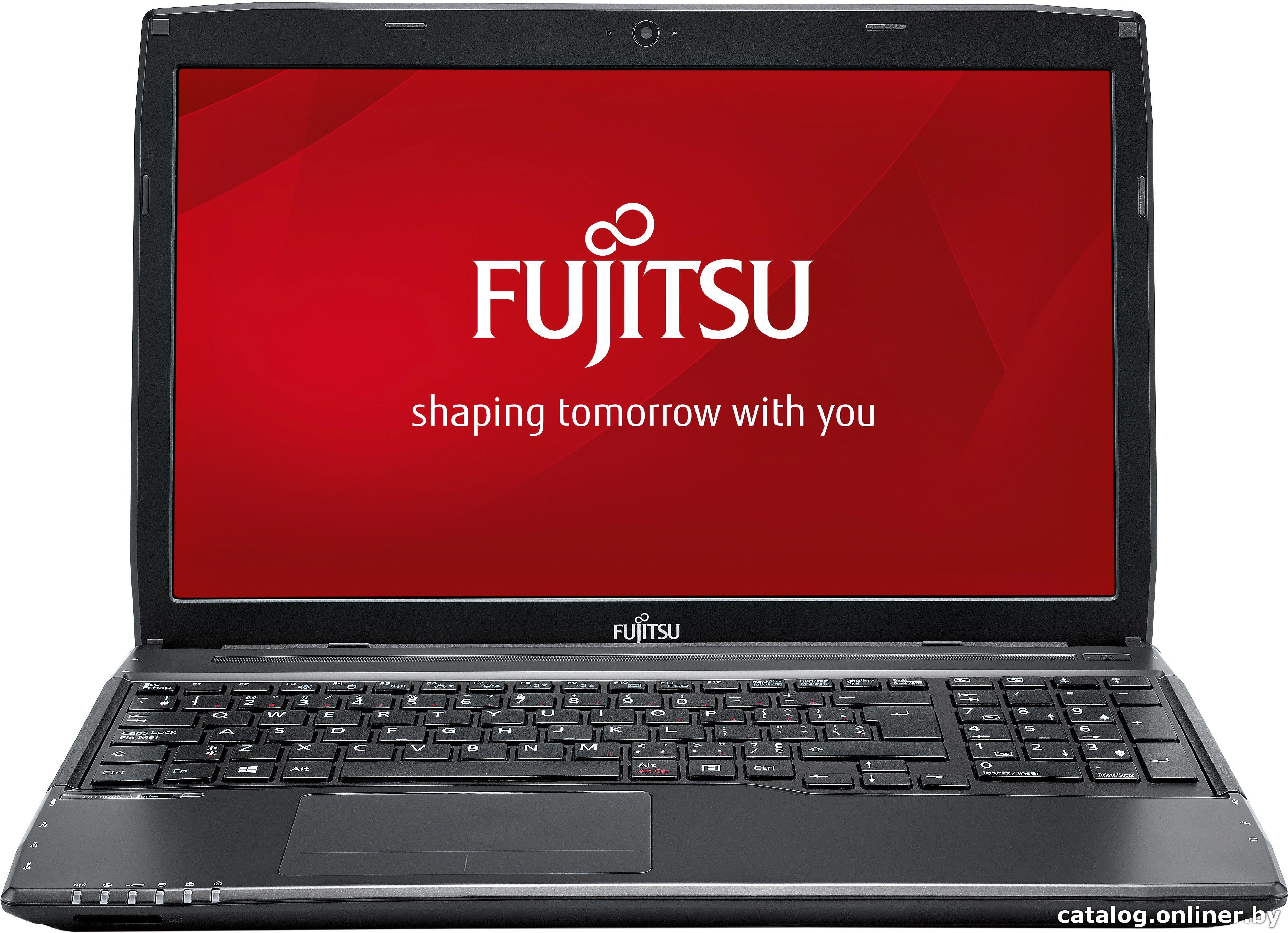 ноутбук fujitsu lifebook ah512 драйверы скачать