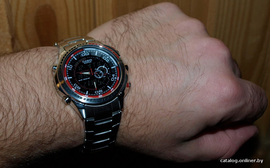 Часы CASIO EFA-121D-1A - watch-timesru