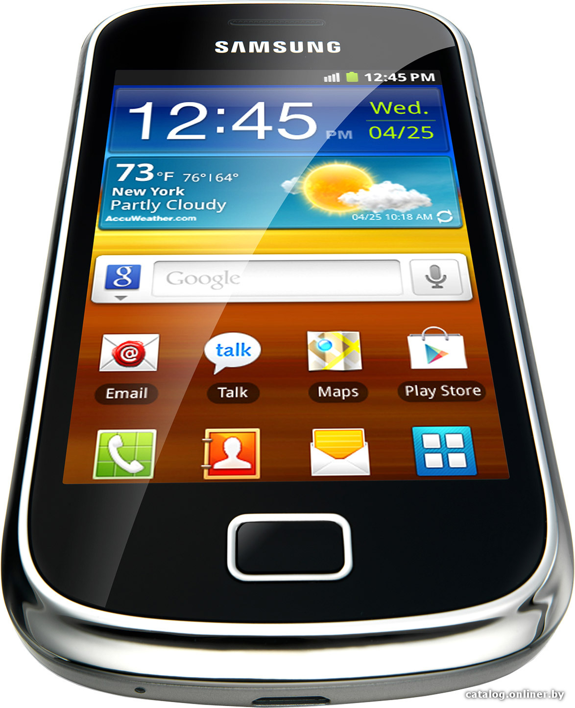Download Game Samsung Galaxy Mini 2 S6500 Dimension