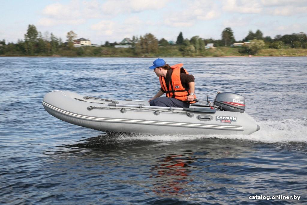 лодка пвх подбор мотора