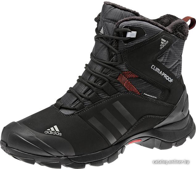Зимнюю обувь мужскую адидас