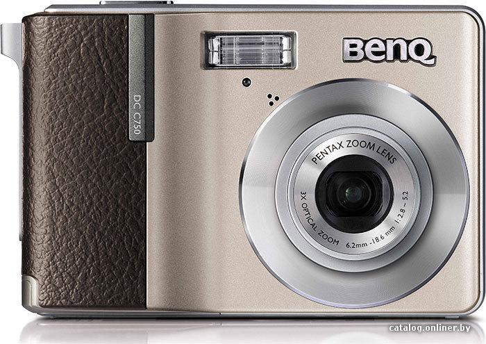 Manual Camara Benq Dc 750