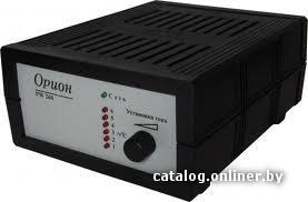 Электронная схема зарядного устройства Орион PW325 представляет собой...