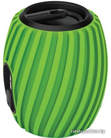 Портативная акустика PHILIPS SoundShooter SBA3011GRN/00 Green.