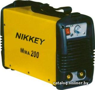 СВАРОЧНЫЙ АППАРАТ Nikkey MMA-200 Сварочный ИНВЕРТОР, оборудование для сварки.