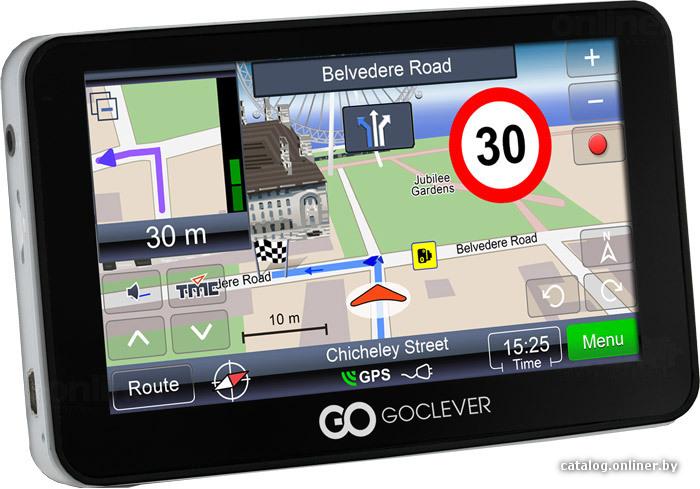 GPS-навигатор GOCLEVER Navio 500 Cam.