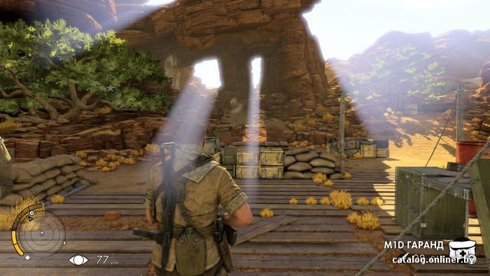 Добавить в профиль. Статус. Sniper Elite III v 1.03a + 5 DLC (2014) PC.to