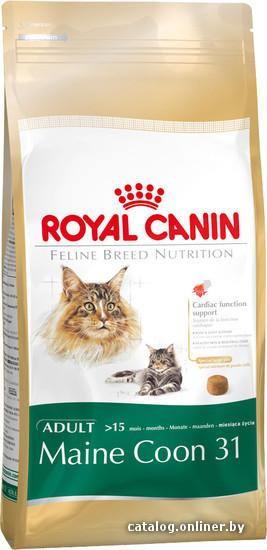 Корм мейн кун корм royal canin
