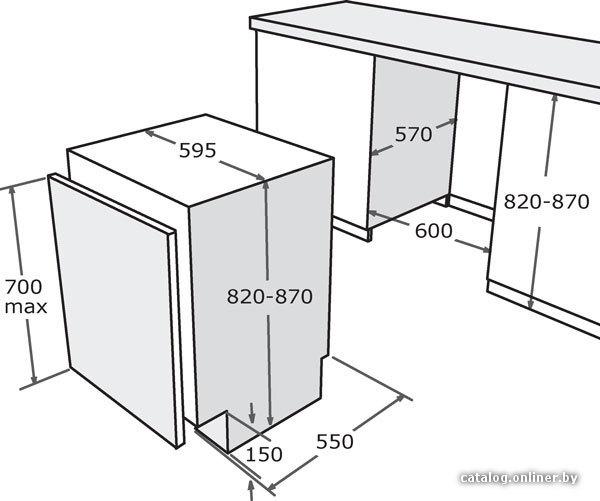 Встраиваемая посудомоечная машина Nardi LSI 6012 SH (60) - Фотокаталог - Варочная поверхность Vestfrost...