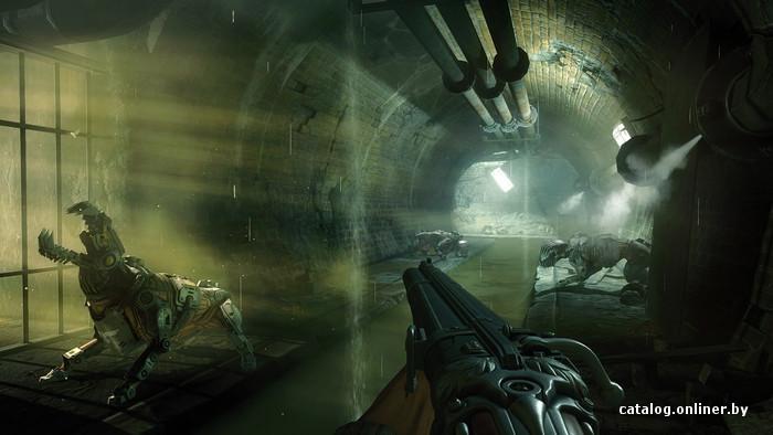Wolfenstein: The New Order Кряк (Crack) Cкачать бесплатно. .