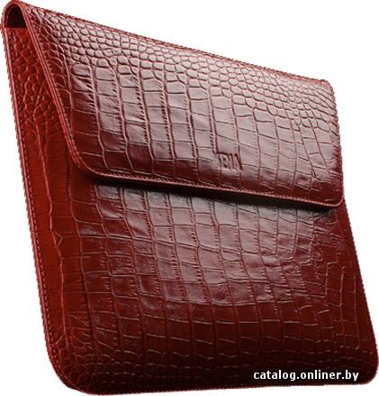 Sena Executive Sleeve - чехол для iPad 2 (Croco Red)