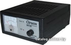 отзывы зарядное устройство орион pw325 - Лучшие схемы в работе.