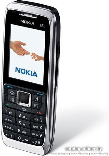 Все большие фотографии мобильного телефона Nokia E51 (without camera).Телеф