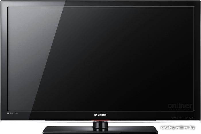 Samsung le40c530 lcd tv