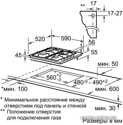 независимая; общая мощность конфорок 11400Вт; количество конфорок- 5; поверхность нержавеющая сталь; решетка чугун...