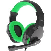 Genesis Argon 100 (черный/зеленый)