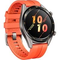 Huawei Watch GT Active FTN-B19 (оранжевый)