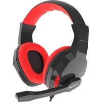Genesis Argon 100 (черный/красный)