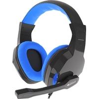 Genesis Argon 100 (черный/синий)