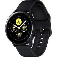 Samsung Galaxy Watch Active (черный сатин)