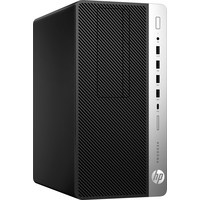 HP ProDesk 600 G5 Microtower 7AC24EA
