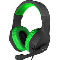 Genesis Argon 200 (черный/зеленый)