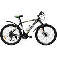 Greenway 6040M 26 р.21 2020 (черный/зеленый)