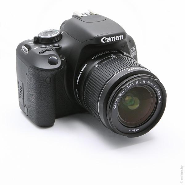 Canon EOS 600D Body зеркальный фотоаппарат купить в Минске