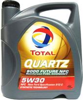 Total Quartz 9000 FUTURE NFC 5w-30 (4 л.) - фото 11