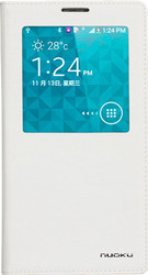Чехол Nuoku NOBLE White for Samsung Galaxy Note 3 (NOBLENOTE3WHI)