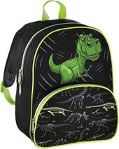 205ba12e969e Hama Dino детский рюкзак (черный/зеленый)