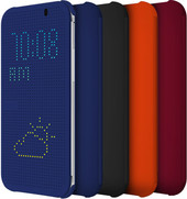 Чехол HTC Dot View Flip Cover for HTC One (M8) (HC M100)